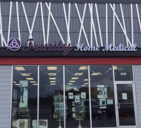 Trinity Home Medical - Edmonton, AB T6E 5B3 - (780)462-0009 | ShowMeLocal.com