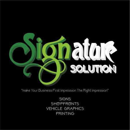 Signature Solution - Dagenham, Essex RM8 2UR - 07729 917011 | ShowMeLocal.com