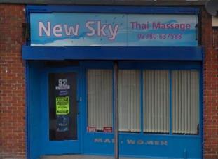 New Sky Thai Massage - Southampton, Hampshire SO15 5BH - 02380 637588 | ShowMeLocal.com