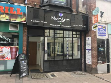 Mantra Exeter Barber Shop & Massage Therapies - Exeter, Devon EX4 3HY - 01392 757557 | ShowMeLocal.com