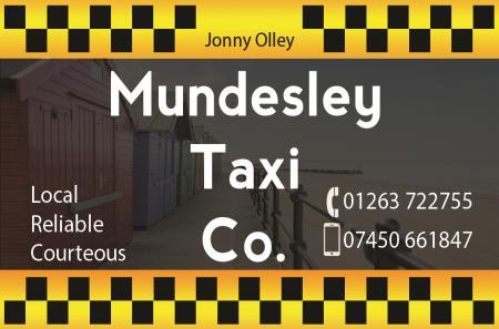 Mundesley Taxi - Mundesley, Norfolk NR11 8JD - 01263 722755 | ShowMeLocal.com