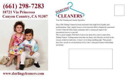DARLING CLEANERS Santa Clarita (661)298-7283