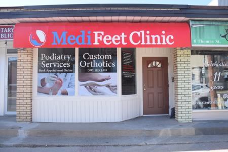 Medifeet Clinic & Orthotics Centre - Mississauga, ON L5M 1Y5 - (905)805-1483 | ShowMeLocal.com