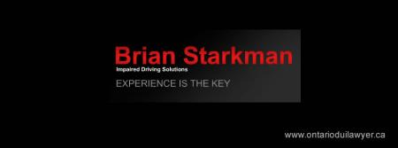 Brian Starkman - Choose The Right Dui Lawyer In Toronto - Brampton, ON L6Y 5L7 - (416)423-7016 | ShowMeLocal.com