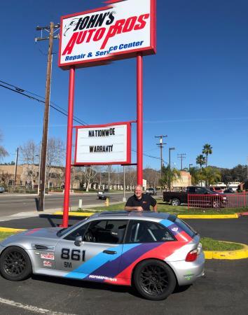 john's Auto pros - Escondido, CA 92027 - (760)741-2076 | ShowMeLocal.com