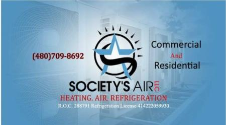 Society's Air, LLC