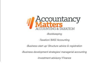 Accountancy Matters - South Yarra, VIC 3141 - (03) 8658 0726 | ShowMeLocal.com