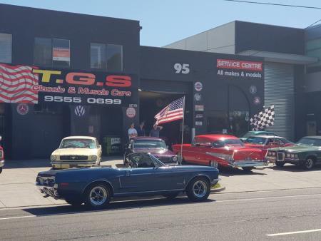 Tgs Classic & Muscle Cars - Moorabbin, VIC 3189 - (03) 9555 0699 | ShowMeLocal.com