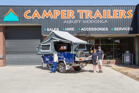 Camper Trailers Albury Wodonga - Wodonga, VIC 3690 - 0458 525 282 | ShowMeLocal.com