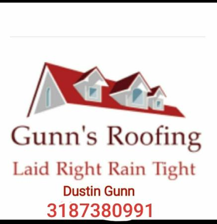 Gunn's Roofing And Mobile Home Repairs LLC Grayson (318)502-2531