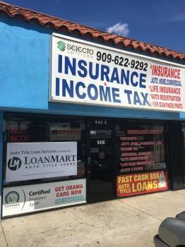 Selecto Services Title Loans - LoanMart Pomona - Pomona, CA 91767 - (909)802-7084 | ShowMeLocal.com