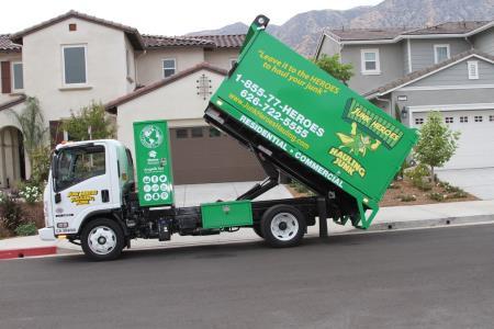Junk Heroes Inc - Pasadena, CA 91101 - (626)722-5555   ShowMeLocal.com