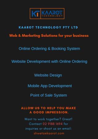Kaarot Technology Pty Ltd - Liverpool, NSW 2170 - (02) 9188 1694 | ShowMeLocal.com