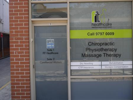 F.I.T. Healthcare - Croydon, NSW 2132 - (02) 9797 0009 | ShowMeLocal.com