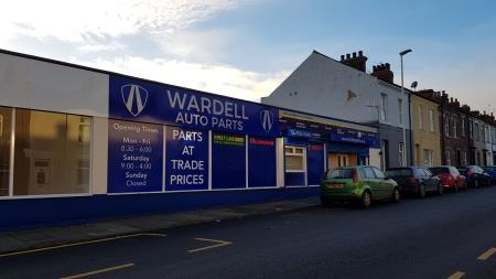 Wardell Auto Parts - Darlington, Durham DL3 0NX - 01325 252492 | ShowMeLocal.com
