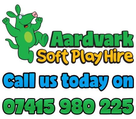 Aardvark Soft Play Hire - Corby, Northamptonshire NN18 8QQ - 07415 980225 | ShowMeLocal.com