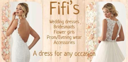 Fifi Bridal Ltd - Heanor, Derbyshire DE75 7FF - 01773 764386 | ShowMeLocal.com