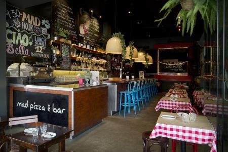 Mad Pizza E Bar Darlinghurst - Darlinghurst, NSW 2010 - 1300 112 210 | ShowMeLocal.com