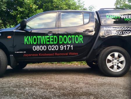 Knotweed Doctor - Wrexham, Clwyd LL12 0DE - 08000 209171   ShowMeLocal.com