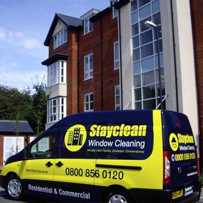 Stayclean Window Cleaning - Bristol, Bristol BS1 4QS - 08008 560120 | ShowMeLocal.com