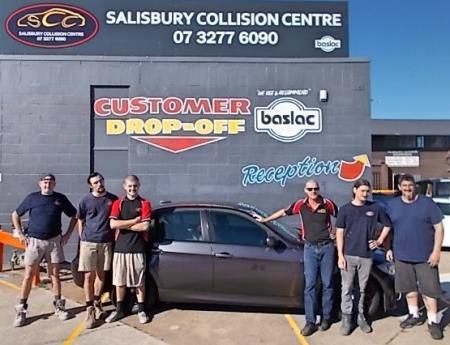 Salisbury Collision Centre - Brisbane, QLD 4107 - (07) 3277 6090 | ShowMeLocal.com