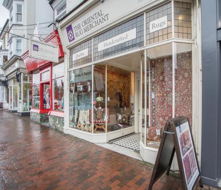 The Oriental Rug Merchant Tunbridge Wells 01892 533080