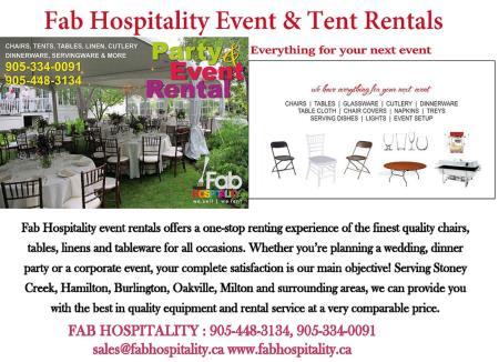Fab Hospitality - Stoney Creek, ON L8E 0A2 - (905)334-0091 | ShowMeLocal.com