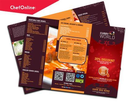 ChefOnline Print Media - London, London E1 6SA - 03303 801000 | ShowMeLocal.com