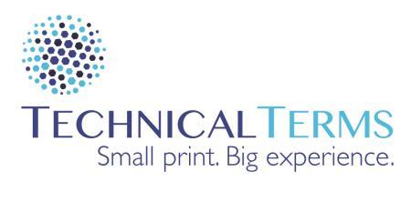 Technical Terms - York, North Yorkshire YO1 8QG - 01904 899794 | ShowMeLocal.com
