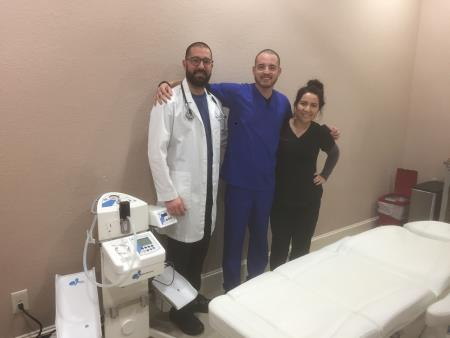 New You Stem Cell Therapy Center: Dr Goffi's Prp Injection