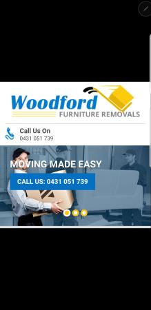 Woodford Furniture Removals
