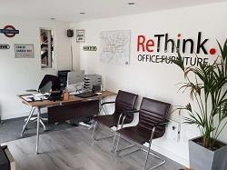 Rethink Office Furniture - Chelsea, London SW10 0HU - 020 3927 8365 | ShowMeLocal.com