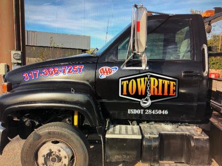 Tow Rite - Indianapolis, IN 46241 - (317)366-7257 | ShowMeLocal.com