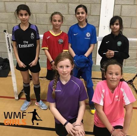 Wmf Girls Wednesdays - Twickenham, London TW1 3BB - 020 7148 1602 | ShowMeLocal.com
