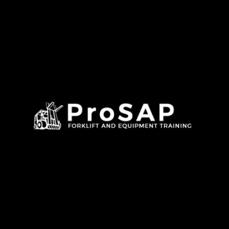 Prosap Forklift & Equipment Training