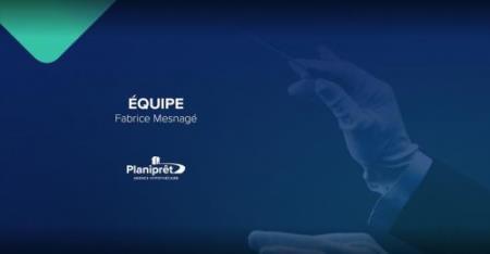 Courtier Hypothécaire Planiprêt, Fabrice Mesnagé