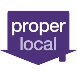 Proper Local - London, London E14 5NR - 020 3282 3733 | ShowMeLocal.com
