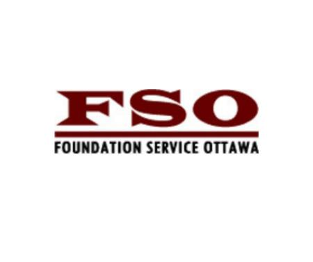 Foundation Service Ottawa