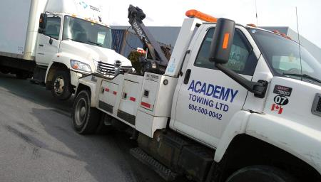 Academy Towing - Vancouver, BC V5R 4S2 - (604)500-0004 | ShowMeLocal.com