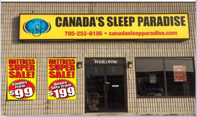 Canada's Sleep Paradise - Barrie, ON L4N 9W3 - (705)252-8186 | ShowMeLocal.com