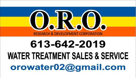 OROWATER.CA - Alexandria, ON K0C 1A0 - (613)642-2019 | ShowMeLocal.com