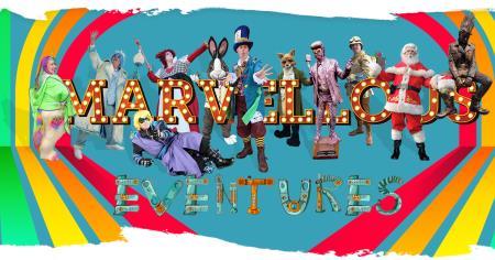 Marvellous Eventures - Winkleigh, Devon EX19 8HZ - 07754 589923 | ShowMeLocal.com