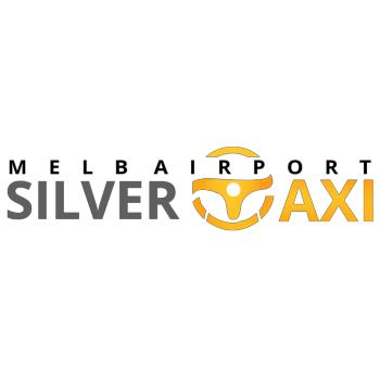 Melbourne Airport Silver Taxi