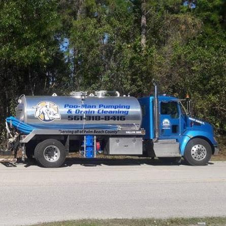 Poo-Man Pumping and Drain Cleaning LLC