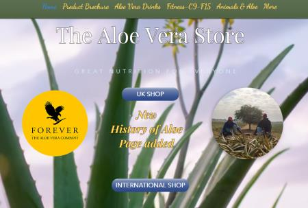 The Aloe Vera Store