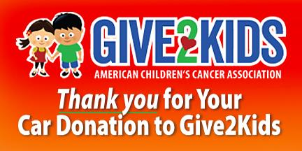 Give2kids - American Children's Cancer Association