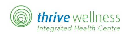 Thrive Wellness Integrated Health Centre