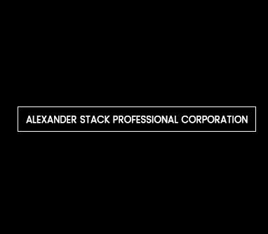 Alexander Stack Professional Corporation - Toronto, ON M4T 1K2 - (416)526-7022 | ShowMeLocal.com