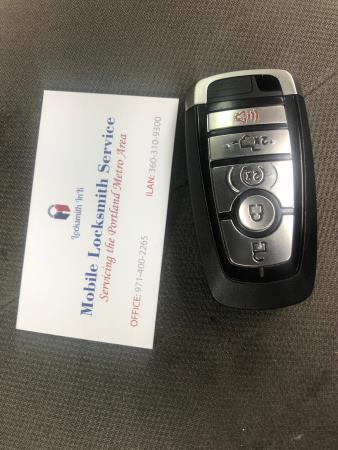 car key fob replacement locksmith portland oregon Locksmith InK Portland (503)477-7378