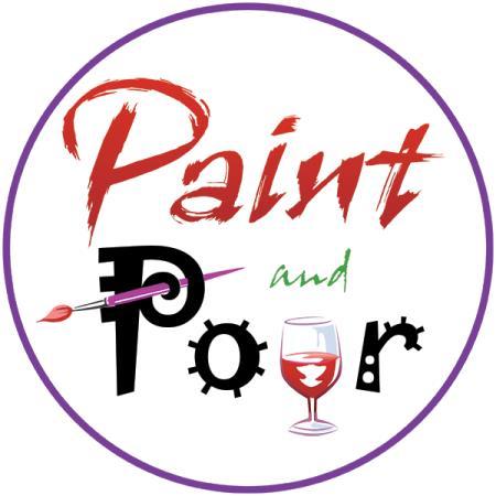 Paint And Pour - Ypsilanti, MI 48197 - (734)720-9777   ShowMeLocal.com